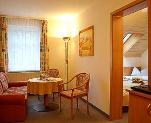Hotel-Pension Vier Jahreszeiten - Doppelzimmer